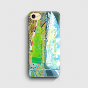carrow road   3D Phone case